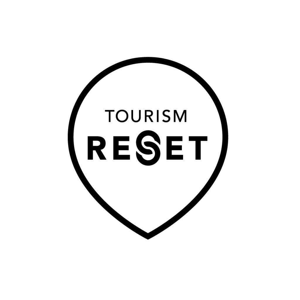 TOURISM RESET logo