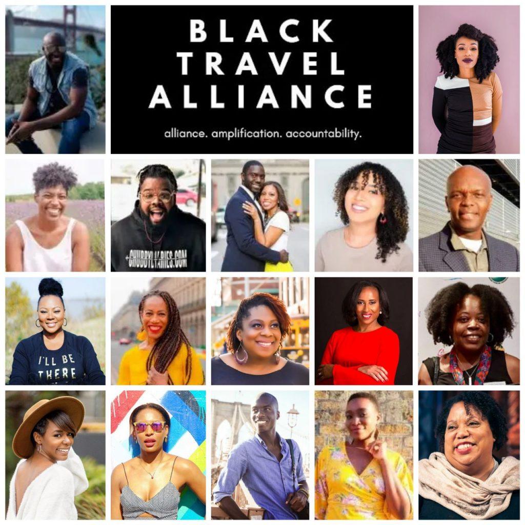 Black Travel Alliance Board Members