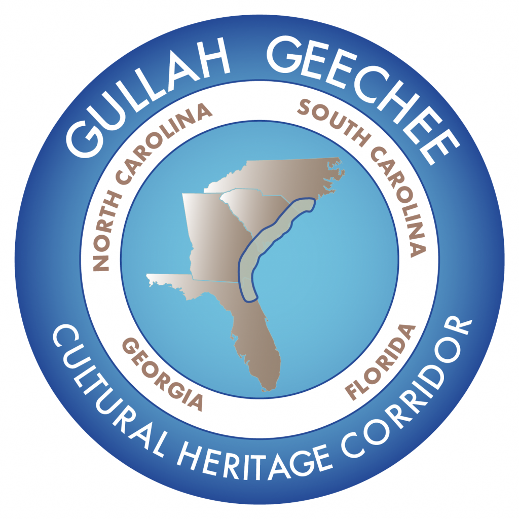 Gullah Geechee Cultural Heritage Corridor Commission logo.