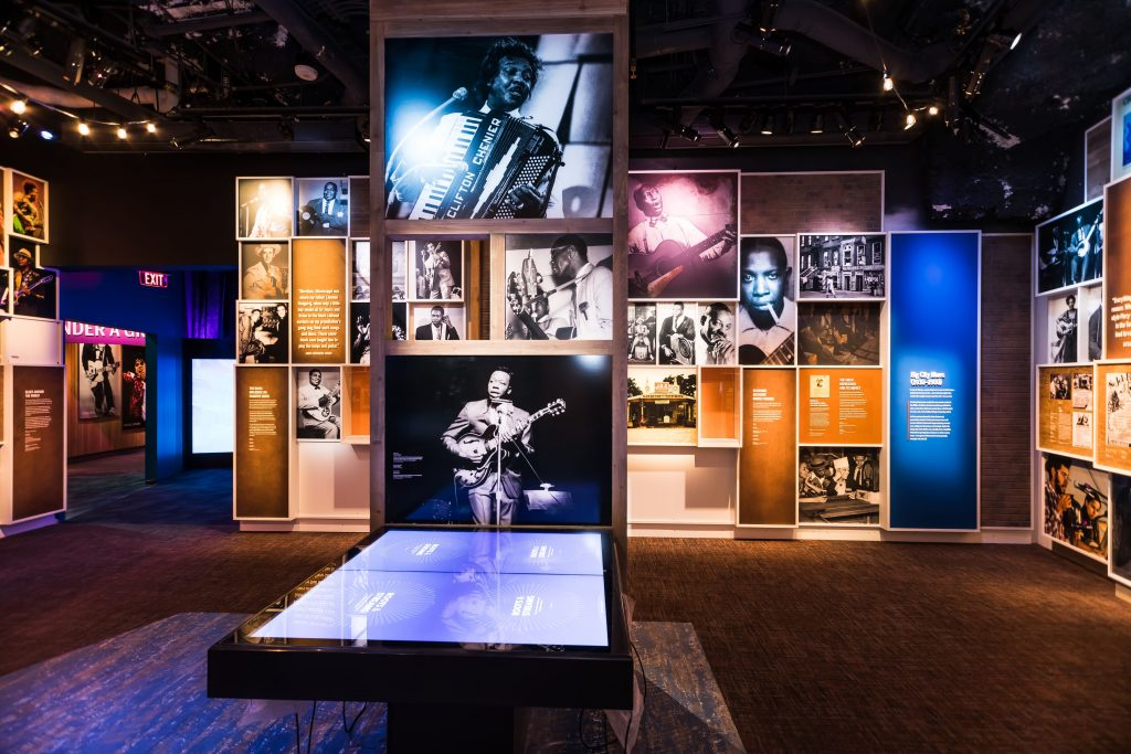 National Museum of African American Music.