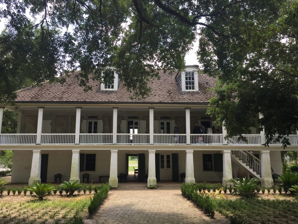 The Big House at Whitney Plantation Historic District in Louisiana. Photo Credit: ©Bill Leiser via Wikimedia Commons.